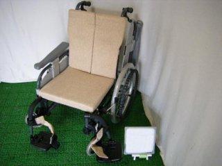 パラマウントベッド 自走式車椅子 KK-360WB(WCP204)