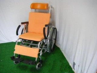 【中古車椅子】《Sランク品》松永製作所 ティルト車椅子(自走) MH-2S (WCMA314)