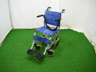 カワムラサイクル 簡易車椅子 旅ぐるま KA4-N(WCK503)