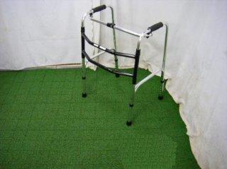 星医療酸器 交互式折畳歩行器 W-3010SI(HKHO109)