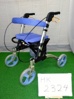 【中古歩行器】松永製作所  オリーブMV-100 (HK-2324)