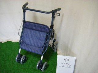 【中古歩行器】《Bランク》島製作所  シンフォニーSP青  (HK-2252)