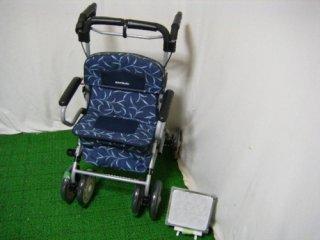【中古歩行器】《Bランク》サツキ ニューナウ328  (HK-2104)