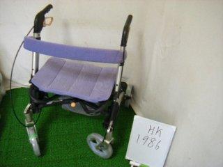 【中古歩行器】《Bランク》松永製作所  オリーブMV-100 (HK-1986)