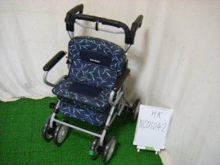 【中古歩行器】《Aランク》サツキ ニューナウ328  (HK-NC01042)