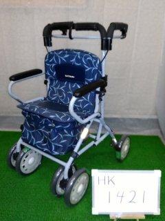 【中古歩行器】《Bランク》サツキ ニューナウ328  (HK-1421)