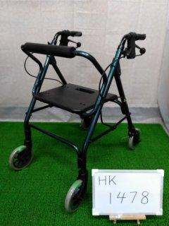 【中古歩行器】【Cランク】星医療酸器 トラベラーN-4600 (HK-1478)
