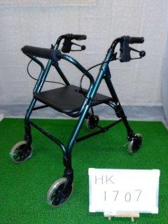 【中古歩行器】【Cランク】星医療酸器 トラベラーN-4600 (HK-1707)