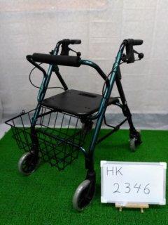 【中古歩行器】【Cランク】星医療酸器 トラベラーN-4600 (HK-2346)