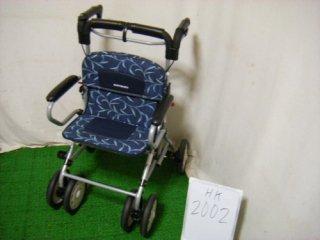 【中古歩行器】《Cランク》サツキ ニューナウ328  (HK-2002)