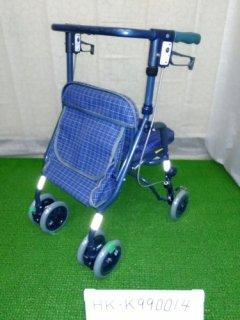【中古歩行器】《Aランク》島製作所  シンフォニーSP(青) (HK-K990014)
