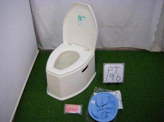 アロン化成 安寿 ポータブルトイレ SP  (PT-196)