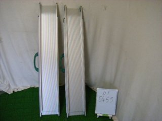 【中古 スロープ】《Aランク品》 パシフィックサプライ テレスコピックスロープ SL200 (OT-5453)