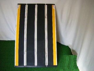 【中古 スロープ】《Aランク品》デクパック スロープ  シニア 1.2m (OTDC102-GR-A)