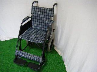 カワムラサイクル 介助式車椅子 KL12-38 (WCK241)