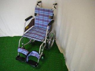 ミキ 介助式車椅子 SKT-1(コンパクト収納・軽量)(WCMI121)