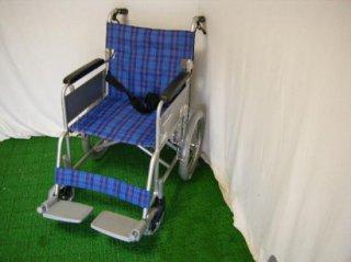 カワムラサイクル 介助式車椅子 KA16-42SB (WCK131)