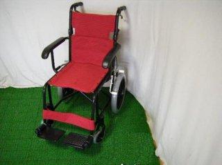 日進医療器 介助式車椅子 TH-2SB (WCNS110)