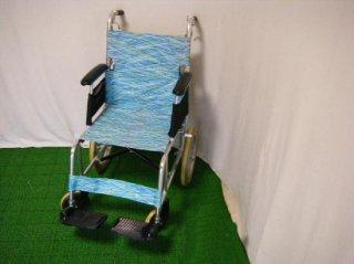 日進医療器 介助式車椅子 NAH-L7(WCNS107)