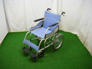 【美品】松永製作所 介助式車椅子 MW-SL2 (WCMA110)