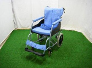 松永製作所 介助式車椅子 REM-8(幅38)(WCMA114-38)