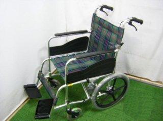 松永製作所 介助式車椅子 AR-300(42幅)  (WCMA118)