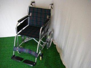 ミキ 介助式車椅子 エムワンシリーズMPCN-46JD  (WCMI222)