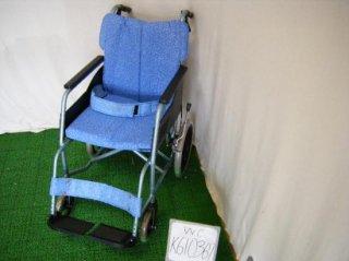 松永製作所 介助式車椅子 REM-8(幅40)(WC-K610367)