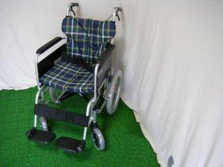 カワムラサイクル 介助式車椅子 BM16-40SB-M 中床タイプ (WCK128)