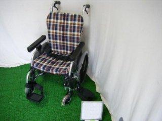 松永製作所 介助式車椅子 AR-911S(介助) (WCMA257)