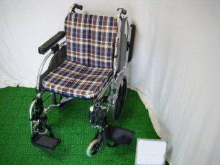 【中古車椅子】松永製作所 介助式車椅子 AR-901(介助) (WCMA250)