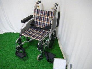 【中古車椅子】松永製作所 介助式車椅子 AR-601GF (WCMA126-GF)