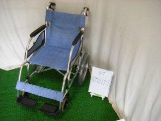 【中古車椅子】松永製作所 介助式車椅子 MW-SL2 (WC-K910177)