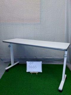 【中古】《Bランク》パラマウントベッド オーバーベッドテーブル KF-814 (OT-5666)