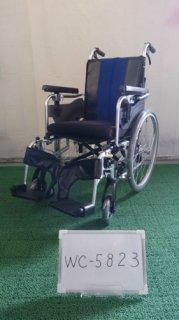 【中古車椅子】《Bランク》ミキ 自走式車椅子 MM-Fit Lo20 (WC-5823)