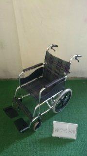 【中古車椅子】《Aランク》松永製作所 介助式車椅子 AR-300 (WC-5848)
