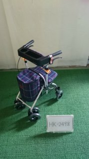 【中古歩行器】《Aランク》幸和製作所 テイコブポルタSTU-02 (HK-2498)