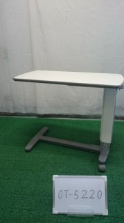 【中古】《Bランク》パラマウントベッド ベッドサイドテーブル KF-192 (OT-5520)