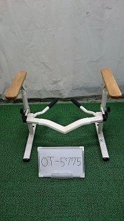【中古】《Aランク》アロン化成 洋式トイレ用フレームS-はねあげR 533082 (OT-5775)