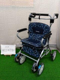 【中古歩行器】《Aランク》ナカバヤシ ナウレンティNV  (HK-NE01473)