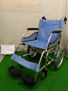 【中古車椅子】《Aランク》松永製作所 介助式車椅子 MW-SL2 (WC-K710818)