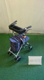 【中古歩行器】《Aランク》幸和製作所 テイコブポルタSTU-02 (HK-2512)