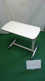 【中古】《Aランク》パラマウントベッド サイドテーブル KF-282 (OT-5712)