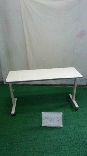【中古】《Aランク》パラマウントベッド オーバーベッドテーブル KF-814 (OT-5772)