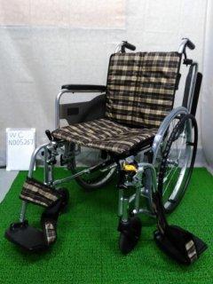 【中古車椅子】《Bランク》ミキ 自走式車椅子  SKT-4(40幅)(WC-ND05267)