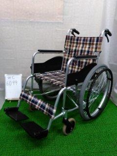 【中古車椅子】《Bランク品》松永製作所 自走式車椅子AR-200B (WC-6099)