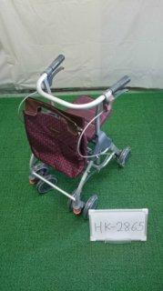 【中古歩行器】《Bランク》幸和製作所 テイコブリトルスリム WAW04 (HK-2865)