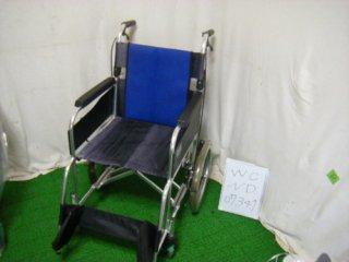 【中古車椅子】《Sランク》ミキ 介助式車椅子 BAL-2 (WC-ND07341)