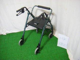 【中古歩行器】《Aランク》星医療酸器 トラベラーN-4600 (HK-2820)