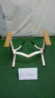 【中古】《Aランク》アロン化成 洋式トイレ用フレームS-はねあげR (OT-6266)